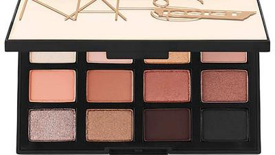 Maybelline Paleta očních stínů The Palette Nudes 24karat