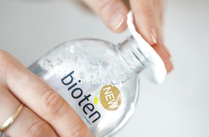 Micelární voda od Bioten.