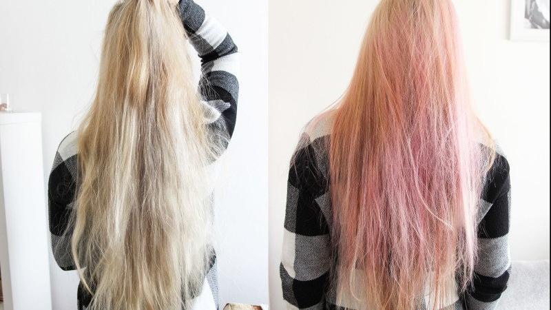 Foto před a po.