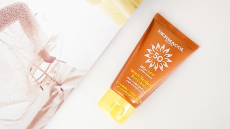 Podívejte se na další recenze Dermacol Water Resistant Sun Cream »