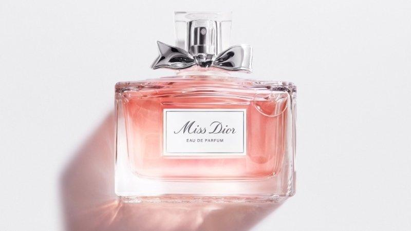 Jaká je vaše nejoblíbenější vůně od Diora? Zdroj: dior.com