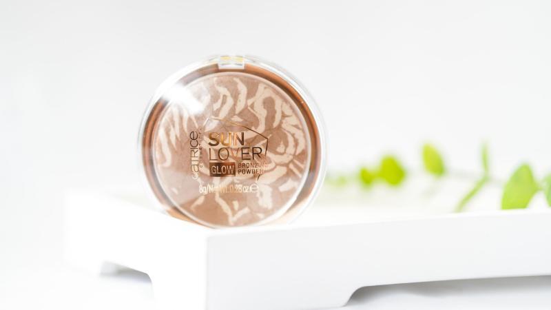 Bronzer Sun Lover Glow od Catrice.